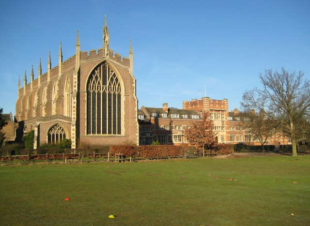 Comper Chapel of Academy St Albans