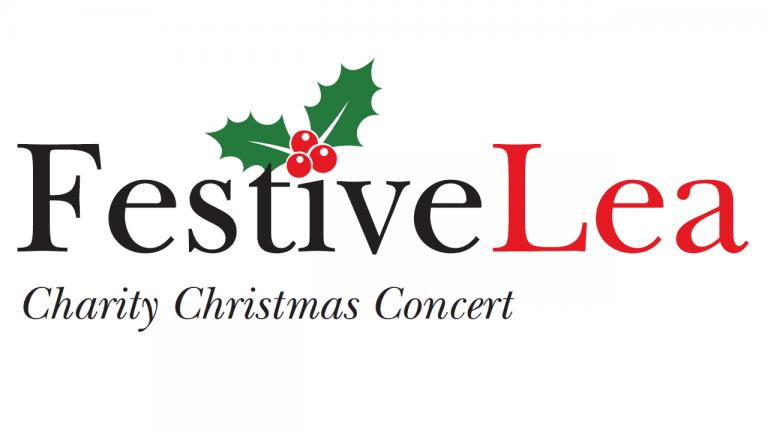 FestiveLea Charity Christmas Concert logo